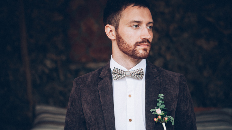The Right Way To Do Wedding Suits This Year